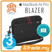 STM Blazer Laptop Sleeve Bag Apple MacBook Air Pro 15' Black