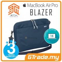 "STM Blazer Laptop Sleeve Bag Apple MacBook Air Pro 15"" Blue"