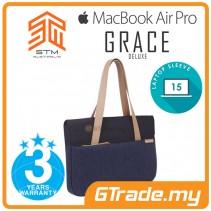 STM Grace Deluxe Laptop Sleeve Bag Apple MacBook Pro Air 15' Night Sky