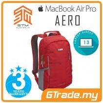 STM Aero Laptop Backpack Bag Apple MacBook Pro Air 13' Berry