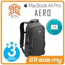 STM Aero Laptop Backpack Bag Apple MacBook Pro Air 13' Black