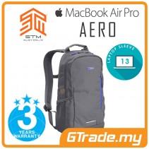 STM Aero Laptop Backpack Bag Apple MacBook Pro Air 13' Charcoal