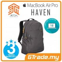 STM Haven Laptop Backpack Bag Apple MacBook Pro Air 15' Steel