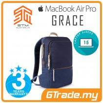 STM Grace Pack Laptop Backpack Bag Apple MacBook Pro Air 15' Night Sky