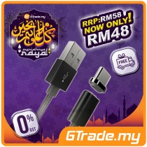 ! RAYA 2018 ! MCDODO Magnetic USB Type-C Cable BK