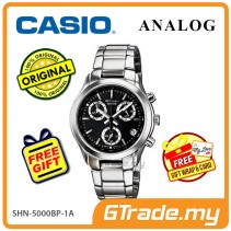 CASIO EDIFICE SHEEN SHN-5000BP-1A Chronograph Ladies Women Watch [PRE]