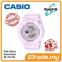CASIO BABY-G BA-110-4A2 Digital Ladies Women Watch | New Pink Color