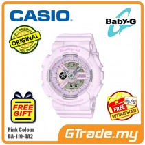 CASIO BABY-G BA-110-4A2 Digital Ladies Women Watch | New Pink Color [PRE]
