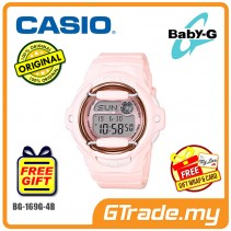 CASIO BABY-G BG-169G-4B Digital Ladies Women Watch | New Pastel Color [PRE]