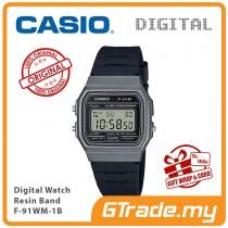 [READY STOCK] CASIO MEN F-91WM-1B Digital Watch | Classic Since 1992