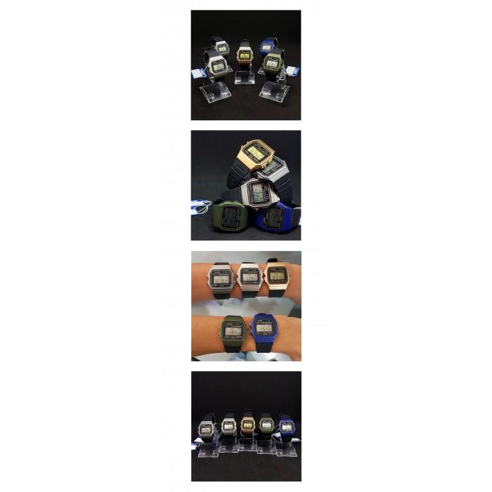Ready Stock Casio Men F 91wm 3a Digital Watch Classic