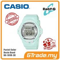 CASIO Baby-G BG-169R-3D Digital Watch | Pastel Color Series