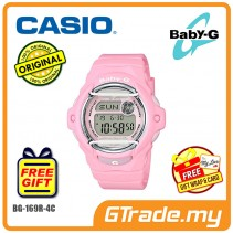 [READY STOCK] CASIO Baby-G BG-169R-4C Digital Watch | Pastel Color Series