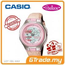 CASIO POPTONE LCF-10L-4AV Analog Digital Watch | Wolrd.T WR50m
