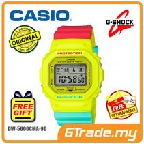 [READY STOCK] CASIO G-SHOCK DW-5600CMA-9D Analog Digital Watch | Sports Motif