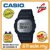 [READY STOCK] CASIO G-SHOCK DW-5600BBMA-1D Analog Digital Watch | Metallic Mirror Face
