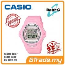 [G-ZONE] CASIO Baby-G BG-169R-4C Digital Watch | Pastel Color Series