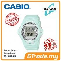 [G-ZONE] CASIO Baby-G BG-169R-3D Digital Watch | Pastel Color Series