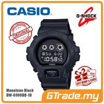 [G-ZONE] CASIO G-SHOCK DW-6900BB-1D Digital Watch | Matte Black