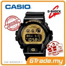 [G-ZONE] CASIO G-SHOCK DW-6900CB-1 STANDARD Digital Watch | Street Fashion