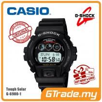 [G-ZONE] CASIO G-SHOCK G-6900-1 Digital Watch | Tough Solar 6900 Series