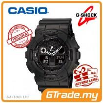 [G-ZONE] CASIO G-SHOCK GA-100-1A1 Analog Digital Watch | Magnetic Resist
