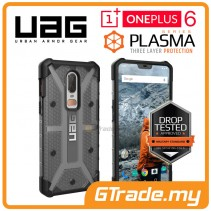 UAG Urban Armor Gear Plasma Case Oneplus 6 One Plus 6 Ash