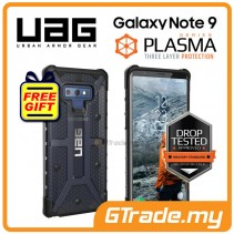 UAG Urban Armor Gear Plasma Case Samsung Galaxy Note 9 Ash *Free Gift