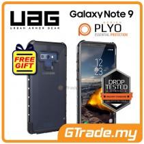 UAG Urban Armor Gear Pylo Case Samsung Galaxy Note 9 Ice *Free Gift