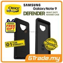 OTTERBOX Defender Belt Clip Holster Case | Samsung Galaxy Note 9 Black *Free Gift