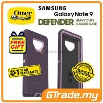 OTTERBOX Defender Belt Clip Holster Case | Samsung Galaxy Note 9 Puple *Free Gift