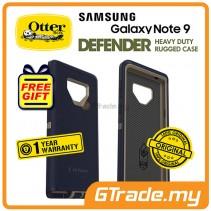 OTTERBOX Defender Belt Clip Holster Case | Samsung Galaxy Note 9 Dark Lake *Free Gift