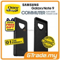 OTTERBOX Commuter Dual Layer Tough Case | Samsung Galaxy Note 9 Black