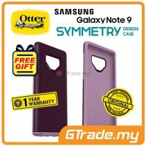 OTTERBOX Symmetry Stylish Slim Case | Samsung Galaxy Note 9 Violet *Free Gift