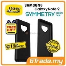 OTTERBOX Symmetry Stylish Slim Case | Samsung Galaxy Note 9 Black *Free Gift