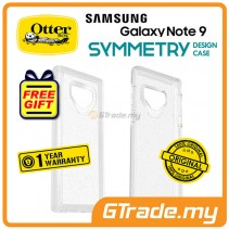 OTTERBOX Symmetry Clear Stylish Case Samsung Galaxy Note 9 Stardust *Free Gift