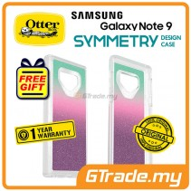OTTERBOX Symmetry Clear Stylish Case Samsung Galaxy Note 9 Gradient *Free Gift