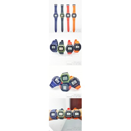 [READY STOCK] CASIO Men W-218H-3A Digital Watch | 50-meter Water Resist. Daily alarm