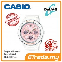 [G-ZONE] CASIO BABY-G BGA-150F-7A Analog Digital Watch | Tropical Resort