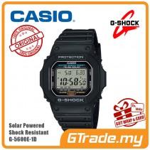 [G-ZONE] CASIO G-Shock G-5600E-1D Digital Watch | Tough Solar