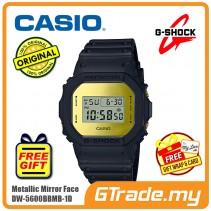 [READY STOCK] CASIO G-SHOCK DW-5600BBMB-1D Digital Watch | Metallic Mirror Face