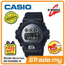 CASIO G-SHOCK DW-6900MMA-1D Digital Watch | Metallic Mirror Face [PRE]