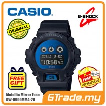 CASIO G-SHOCK DW-DW-6900MMA-2D Digital Watch | Metallic Mirror Face [PRE]