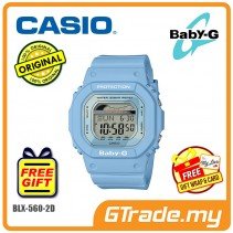 [READY STOCK] CASIO BABY-G BLX-560-2D Wome Ladies Digital Watch | Retro Surf Inspired