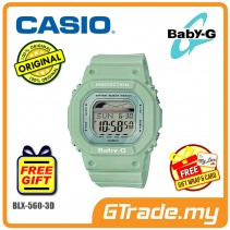[READY STOCK] CASIO BABY-G BLX-560-3D Wome Ladies Digital Watch | Retro Surf Inspired