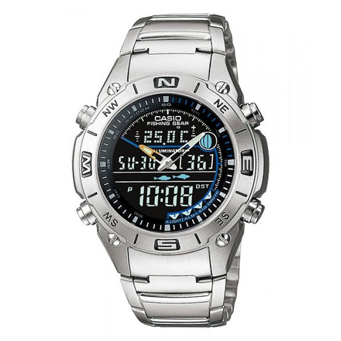 Характеристики наручных часов CASIO AMW-703D-1A на