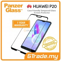 PanzerGlass Case Friendly Tempered Glass Screen Protector |Huawei P20