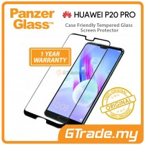 PanzerGlass Case Friendly Tempered Glass Screen Protector |Huawei P20 Pro