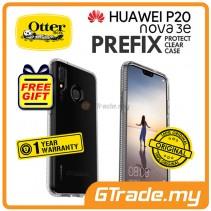 OTTERBOX Prefix Protect Clear Case Huawei P20 Lite Nova 3e  *Free Gift