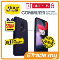 OTTERBOX Commuter Dual Layer Tough Case | Oneplus One Plus 6 Indigo